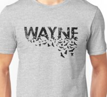 Batty Wayne - Black Unisex T-Shirt