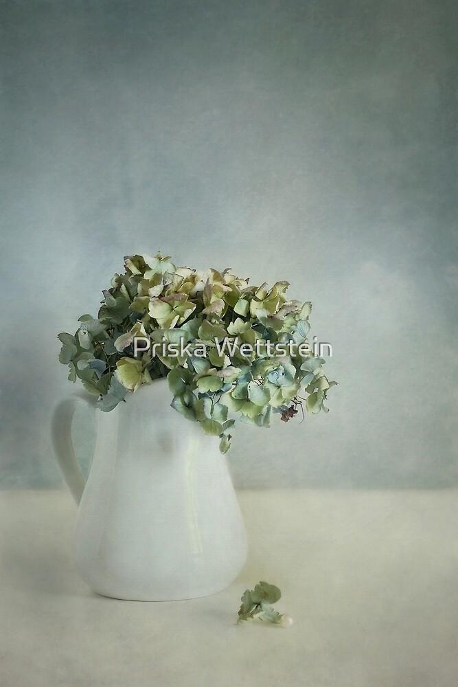Blues by Priska Wettstein