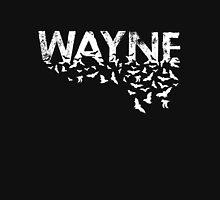 Batty Wayne - White Unisex T-Shirt