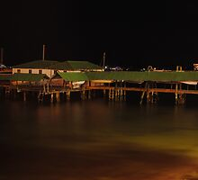 The Boat House, Sandy Bay. by Deb  Savage