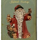 Yuletide Greetings by Cathie Tranent