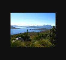 View to Lake Pedder #2 from Red Knoll Lookout Unisex T-Shirt