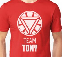 Team Tony Unisex T-Shirt