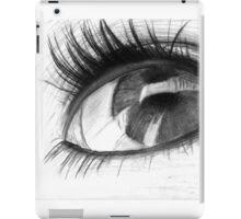 Caught you Peeking iPad Case/Skin