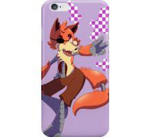 Pocket Foxy iPhone Case/Skin