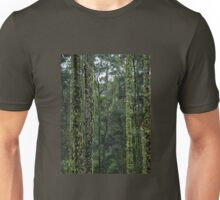 Moss covered Myrtle Beech Unisex T-Shirt