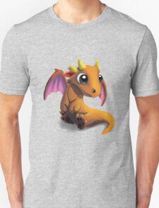 Little Baby Dragon Unisex T-Shirt
