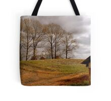 At The End of The Season Tote Bag