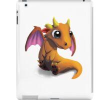 Little Baby Dragon iPad Case/Skin