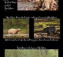 Legend of the Spirit Bear by Owed To Nature