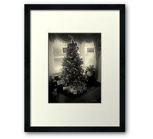 Christmas Dawn Framed Print