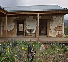 Rock Valley Homestead (3) - Tidbinbilla Nature Reserve by Wolf Sverak