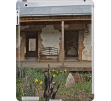Rock Valley Homestead (3) - Tidbinbilla Nature Reserve iPad Case/Skin