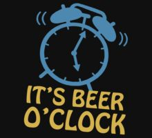Its Beer Oclock T-Shirt