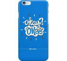 The Fault In Our Stars Hard 4 iPhone Case/Skin