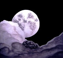 The Clouds Obscure the Moon by Dead as a Dodo Limited
