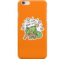 I'm the bad guy iPhone Case/Skin