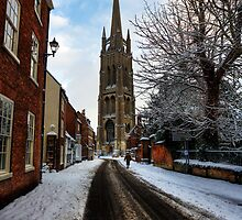 Louth St James' Church by Paul Thompson Photography