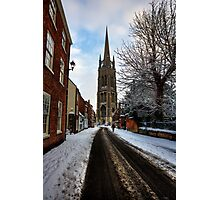 Louth St James' Church Photographic Print