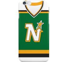 Minnesota North Stars Away Jersey iPhone Case/Skin