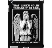The image of an angel. iPad Case/Skin