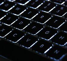 Backlit Keyboard by Matteo Genota