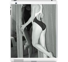 Sports Swimsuit and Mirror iPad Case/Skin