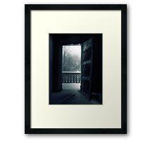 8.12.2010: Dark Winter Day Framed Print