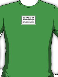 Reanimation T-Shirt