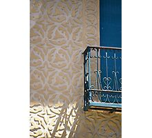 Segovia Balcony Photographic Print