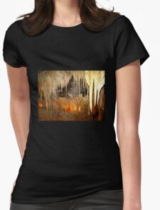 Marakoopa Cave Womens Fitted T-Shirt