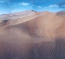 Red Dune - Namibia by ruska