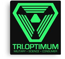 TriOptimum Corporation Canvas Print