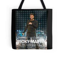 RICKY MARTIN TOUR 2015 Tote Bag