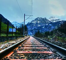 Alpine Rails by Luke Griffin