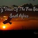 My Views Of The Free State, South Africa by Qnita