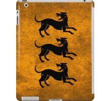Three Hounds iPad Case/Skin