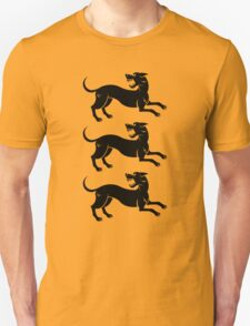 Three Hounds T-Shirt