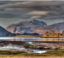 Loch Leven by Derek Dobbie