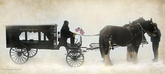 Cowboy Send-Off by Kay Kempton Raade