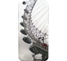 London Eye, Holiday 2011 iPhone Case/Skin