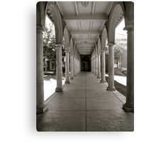 Arches of Adelaide Uni Canvas Print