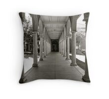 Arches of Adelaide Uni Throw Pillow
