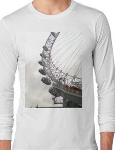 London Eye, Holiday 2011 Long Sleeve T-Shirt