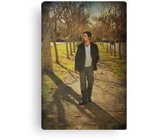 Before Time Slips Away Canvas Print