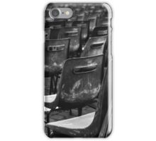 Silence iPhone Case/Skin