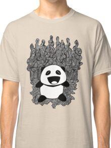 Panda In The Woods Classic T-Shirt