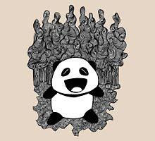 Panda In The Woods Unisex T-Shirt