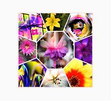 Floral Collage Unisex T-Shirt