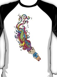 Abstract In My Mind T-Shirt